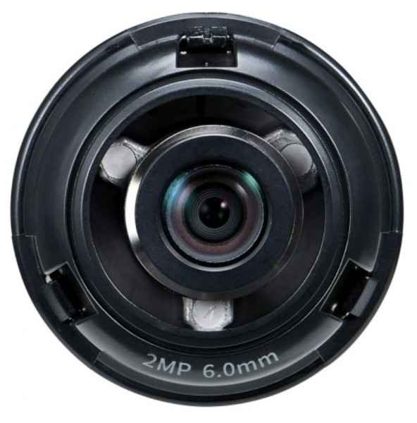 "Hanwha Techwin SLA-2M6000D, 1/2,8"" Sensor-/Objektiveinheit"