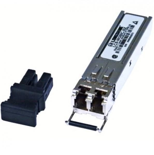SANTEC Adapter zur Glasfaserübertragung Single, SAN-GBIC-LX-10