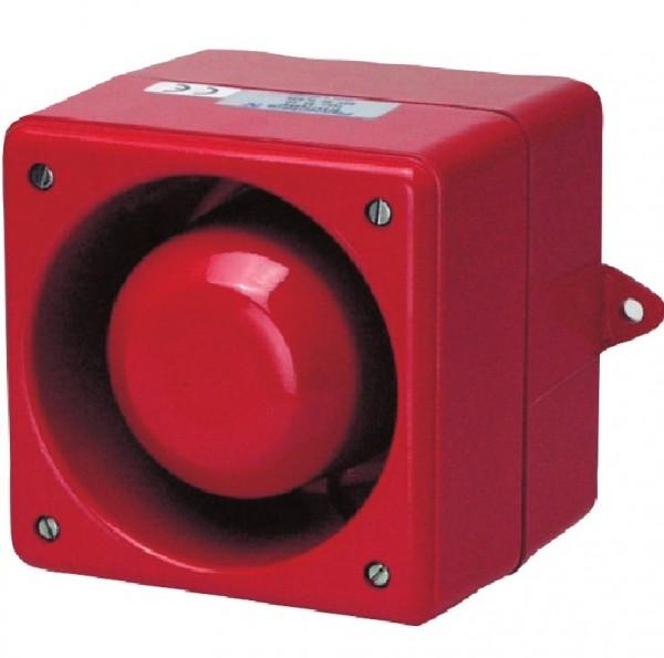 BOSCH DS10-230V, Akustischer Signalgeber 230V rot