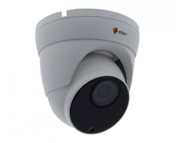 "eneo IED-64M2812MBA, 1/3"" Netzwerk-IR-Dome-Kamera"