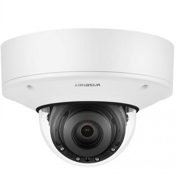 """Hanwha Techwin XNV-8081R, 1/1,8"""" Netzwerk-Kamera IR-Dome"""