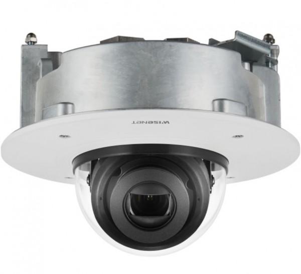 "Hanwha Techwin XND-6081F, 1/2,8"" Netzwerk-Kamera Dome Einbau"