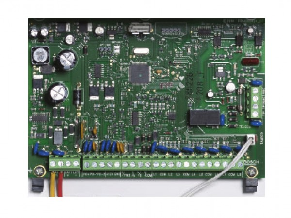 BOSCH ICP-AMAX3-PCBP2, AMAX mainboard 3000 P2, Platine