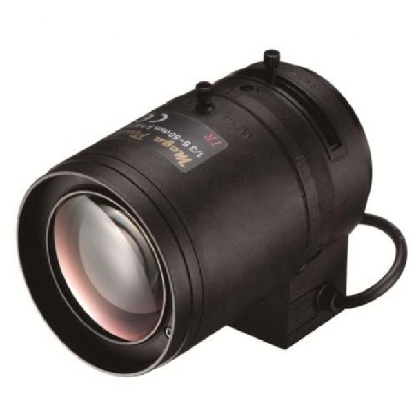 "TAMRON M13VG550IR, 1/3"" MP Varioobjektiv 5-50 mm DC"