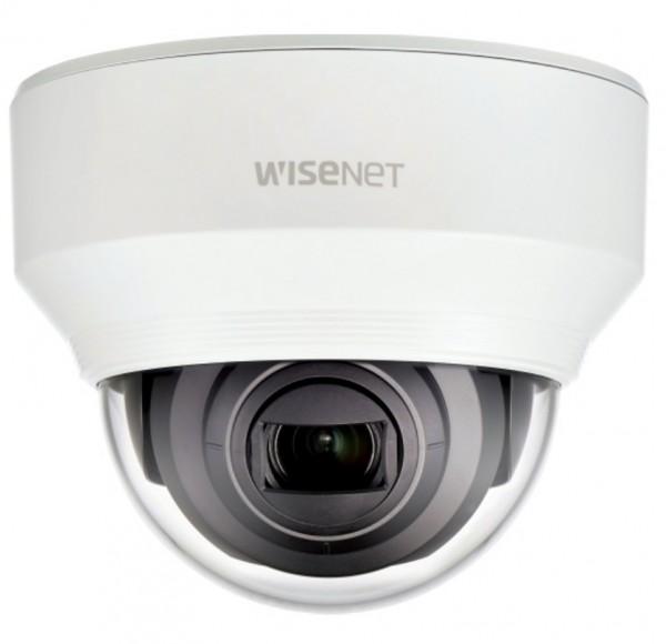 "Hanwha Techwin IP-Videokamera Dome XND-6080-V/FPC 1/2,8"""