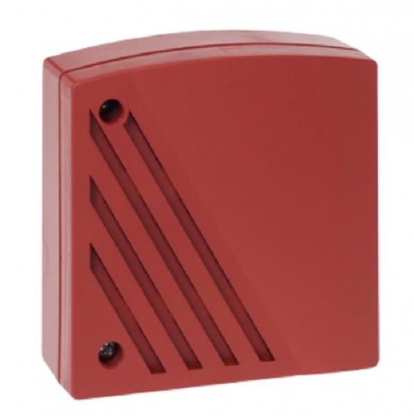 Honeywell Piezo-Innensirene rot, 043066.10