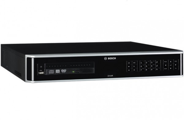 BOSCH DRN-5532-414N16, Videorekorder DIVAR network 5000, 32-Kanäle 4TB 16PoE