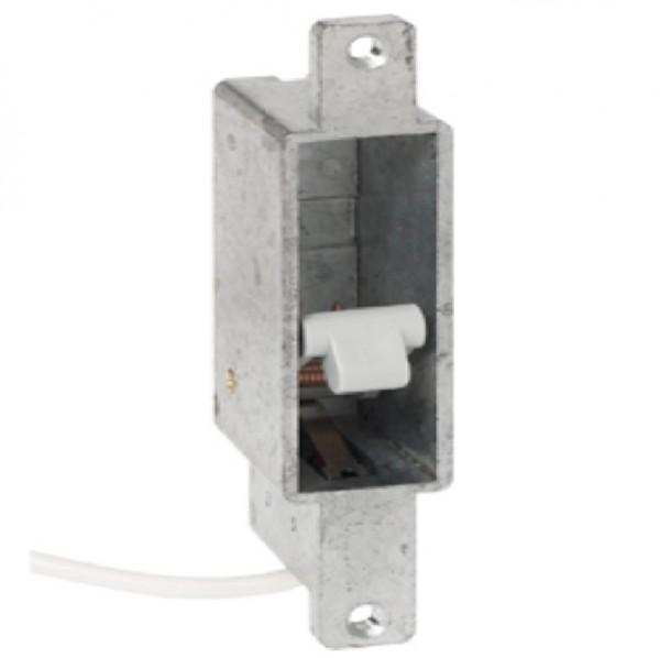 Honeywell 031300, Riegelschaltkontakt im Zinkdruckgussgehäuse