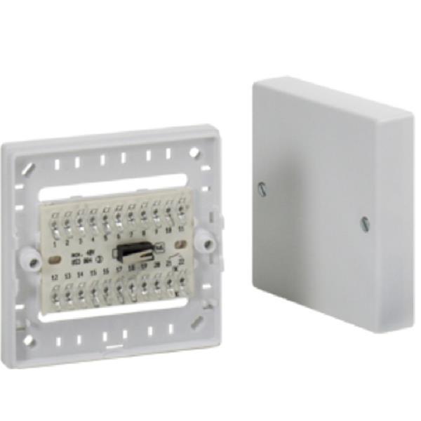 Honeywell 160705, Kunststoffverteiler, 20-polig, aP