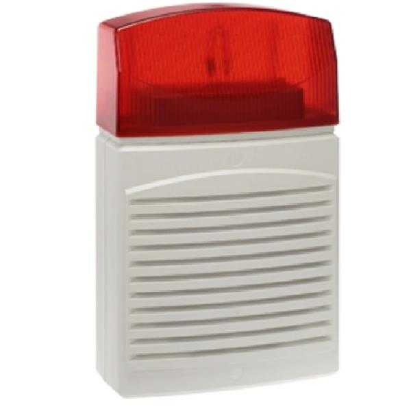 Honeywell 048720.17, Kompaktalarmierung Blitz/Sirene