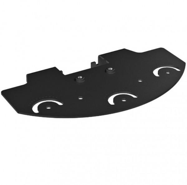 rayTEC VUB-PLATE-3x2, Montageplatte 3x Vario