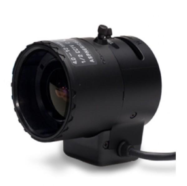 """TAMRON 1/2"""" Varioobjektiv 4-12 mm DC, 12VG412ASIR"""