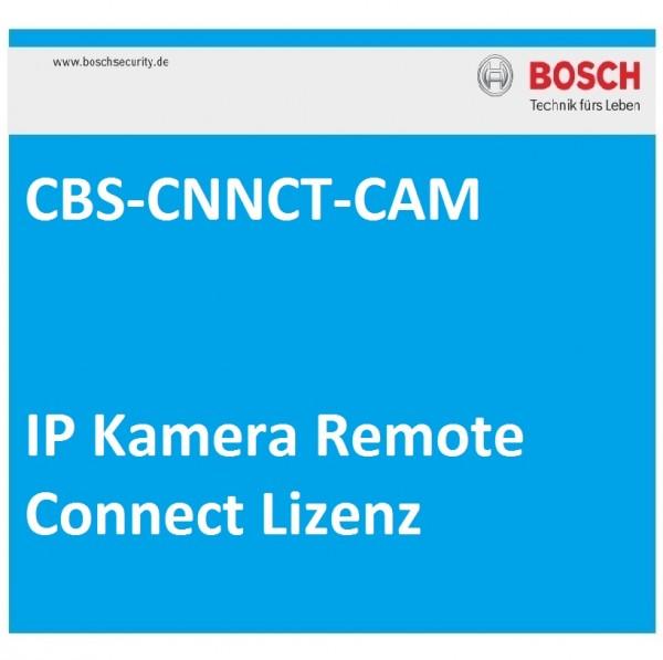BOSCH CBS-CNNCT-CAM, IP Kamera Remote Connect Lizenz