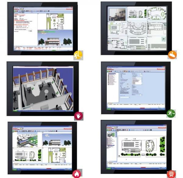 Honeywell 013631, WINMAG Basis-Lizenz Leitstellen-Software