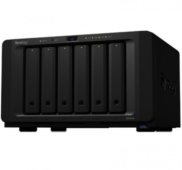 Synology Network Attached Storage, DS1618+