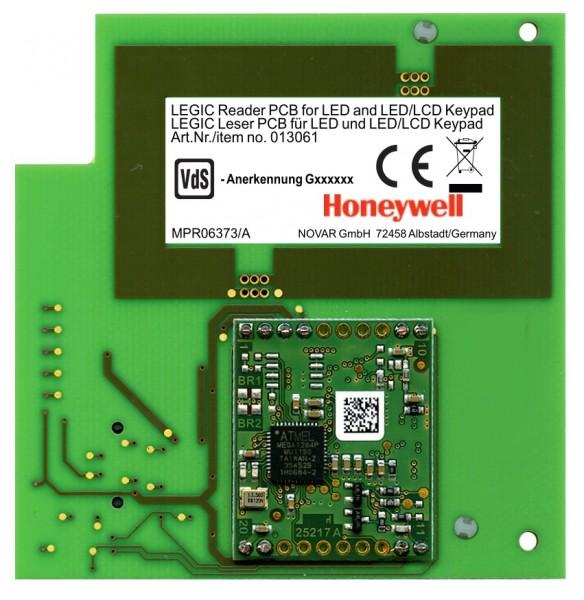 Honeywell 013061, LEGIC Leserplatine