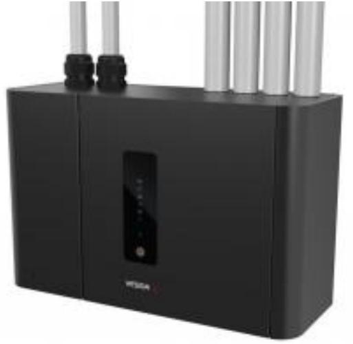 ESSER VEP-A00-P, VESDA-E VEP Ansaugrauchmelder 4-Rohr mit LED''s