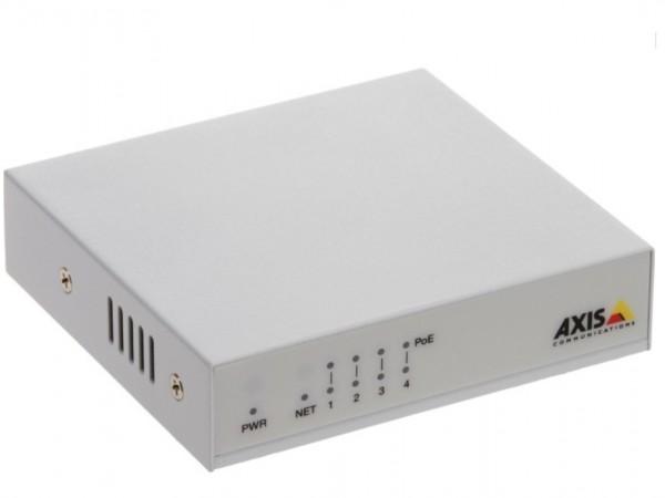 AXIS 5-Port PoE-Switch Companion 60W, 214059