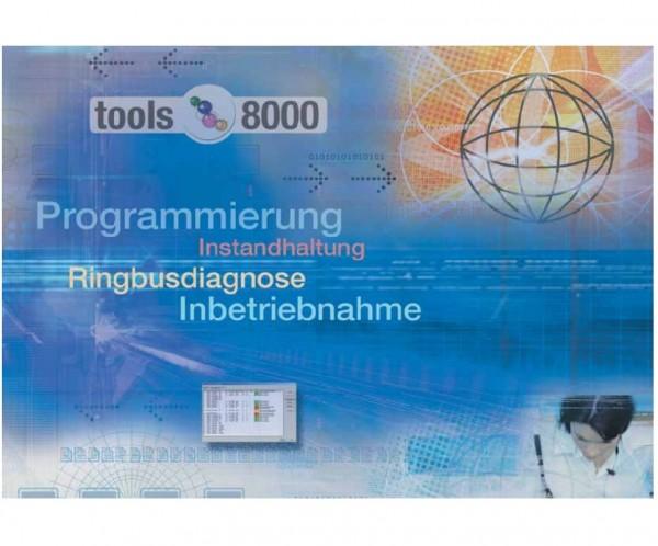 """ESSER Programmiersoftware """"tools 8000"""", 789861"""