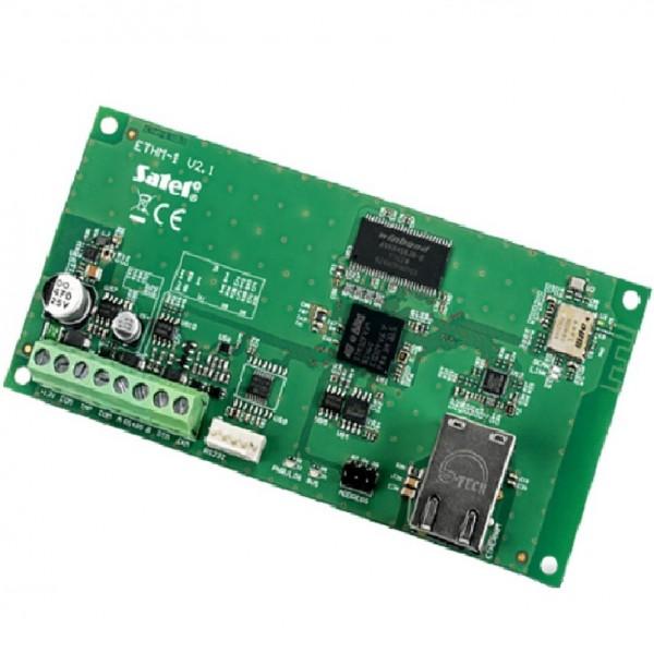 SATEL ETHM-1 PLUS, TCP/IP-Modul