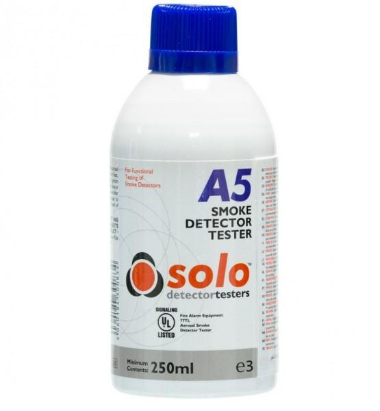 SOLO A5, Rauchmelder Prüf-Aerosol 250 ml