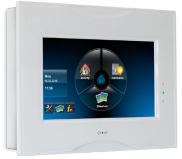 Honeywell 013003, Bedienteil TouchCenter plus für MB, weiß