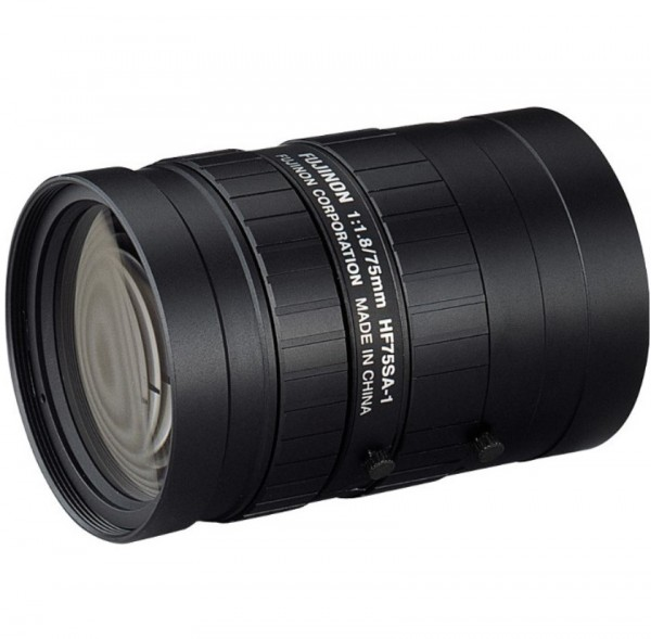 "FUJINON HF75SA-1, 2/3"" Megapixel-Objektiv 75 mm"