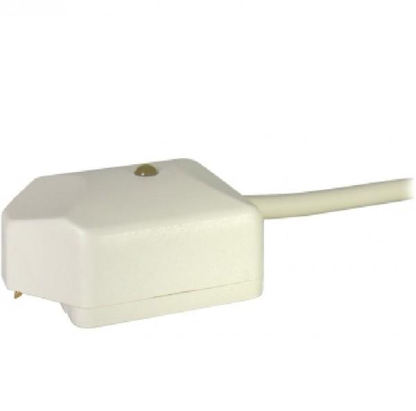 Honeywell 031561.17, Wassermelder mit Wandbefestigung weiß