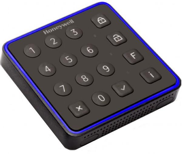 Honeywell luminAXS mifare DESFire Leser RS-485, Clock/Data,16 Tasten, 027914