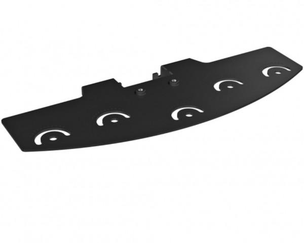 rayTEC Montageplatte 3x Vario, VUB-PLATE-3x8