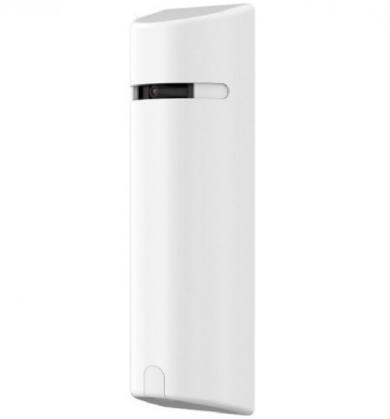 "Hanwha Techwin SLA-T4680DW, 1/2,8"" Sensor-Objektiv-Einheit weiß"