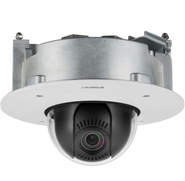 "Hanwha Techwin XND-8081FZ, 1/1,8"" Netzwerk-Dome PTRZ"