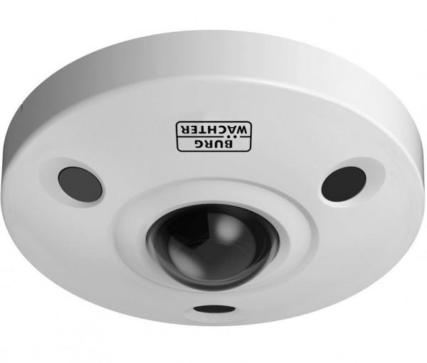 "SANTEC SNC-841DFIF, 1/1,7"" 4K 360° Fisheye-Kamera"