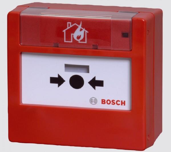 BOSCH FMC-300RW-GSRRD, Handfeuermelder rot rücksetzbar