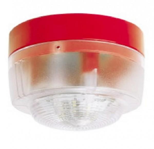 ESSER CWST-RR-S5, optischer Signalgeber, roter Blitz