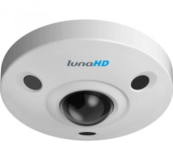 "lunaHD DF2900, 1/1,8"" Panoramakamera Dome 8 MP IR"