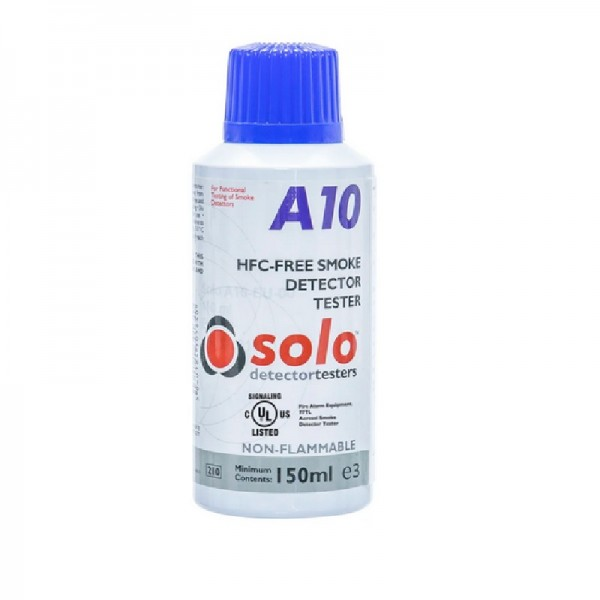 SOLO A10, Rauchmelder Prüf-Aerosol 150 ml