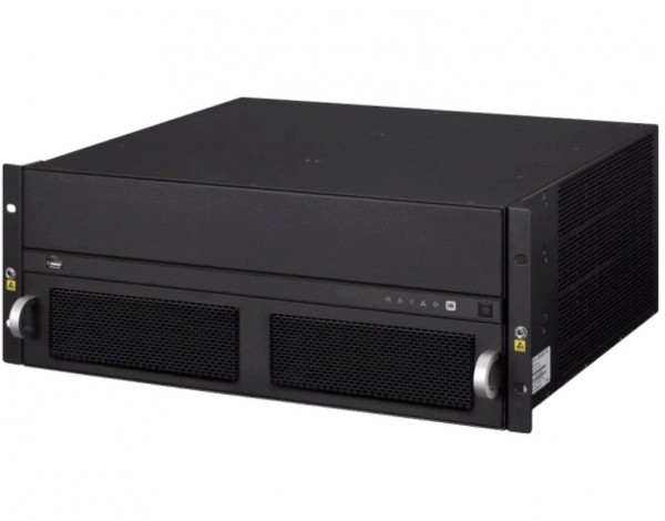 SANTEC SVM-100-4U-E, Matrix-Server 4K, 4U ATCA