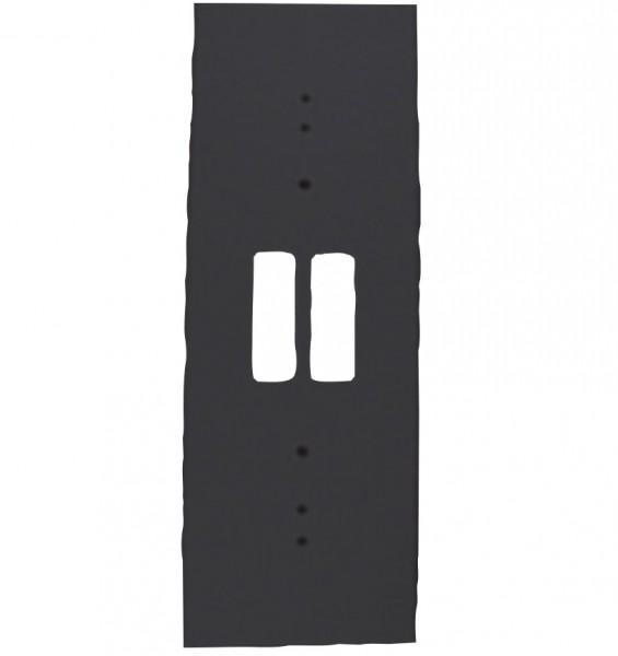 BOSCH TP161, Abdeckplatte für PIR-Melder, schwarz