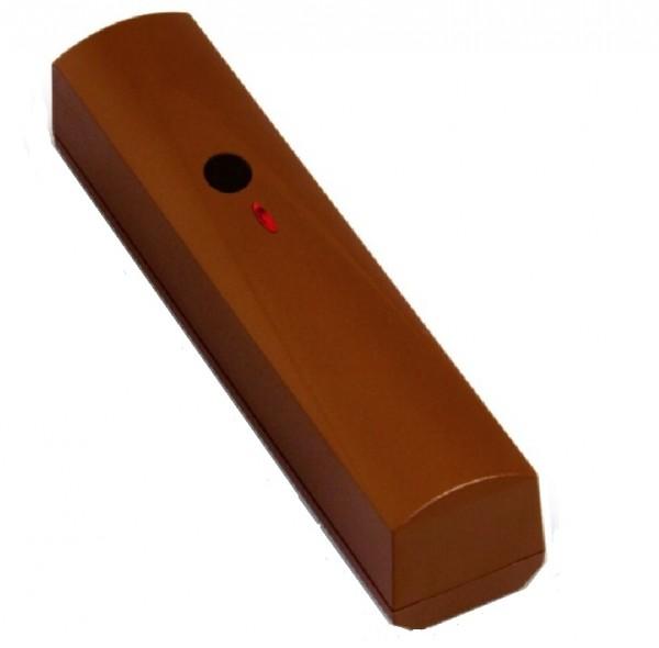 SATEL MAGENTA BR, Akustischer Glasbruchmelder braun