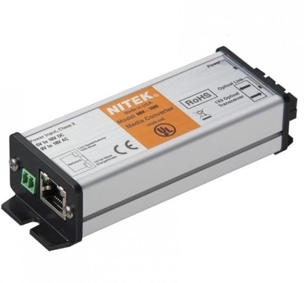 NITEK MM-1000, Medienkonverter 1 Port Multi Mode