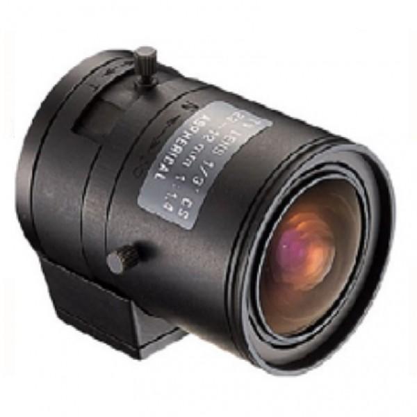 """TAMRON 13VG2812ASII, 1/3"""" Varioobjektiv 2,8-12 mm DC"""
