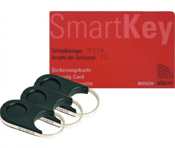 BOSCH IUI-SKK-3S, Key-Set mit Sicherungskarte