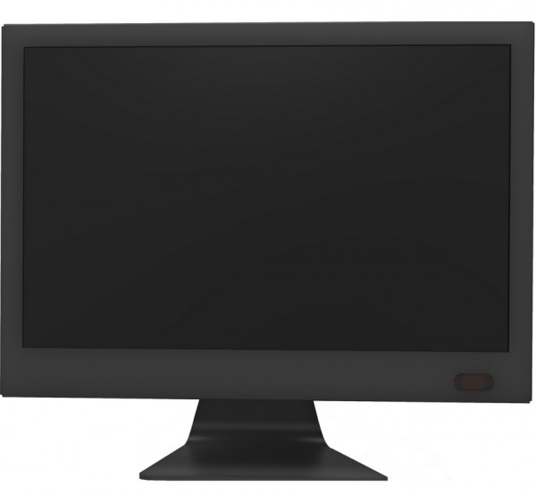 "SANTEC SLS-1045J, 10"" (25,4cm) Industrie-Monitor"