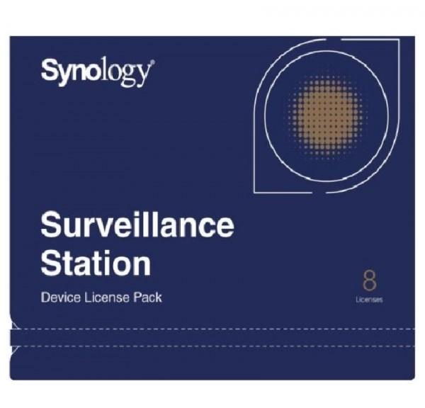 Synology Kamera Freischaltcode Device License (X 8)