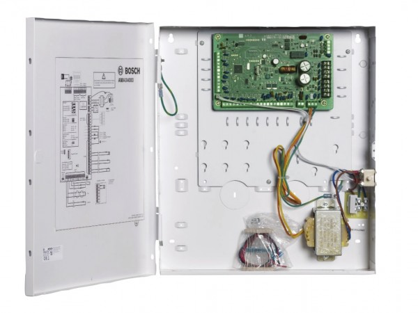 BOSCH ICP-AMAX4-P3-EN, AMAX Zentrale 4000 P3 EN